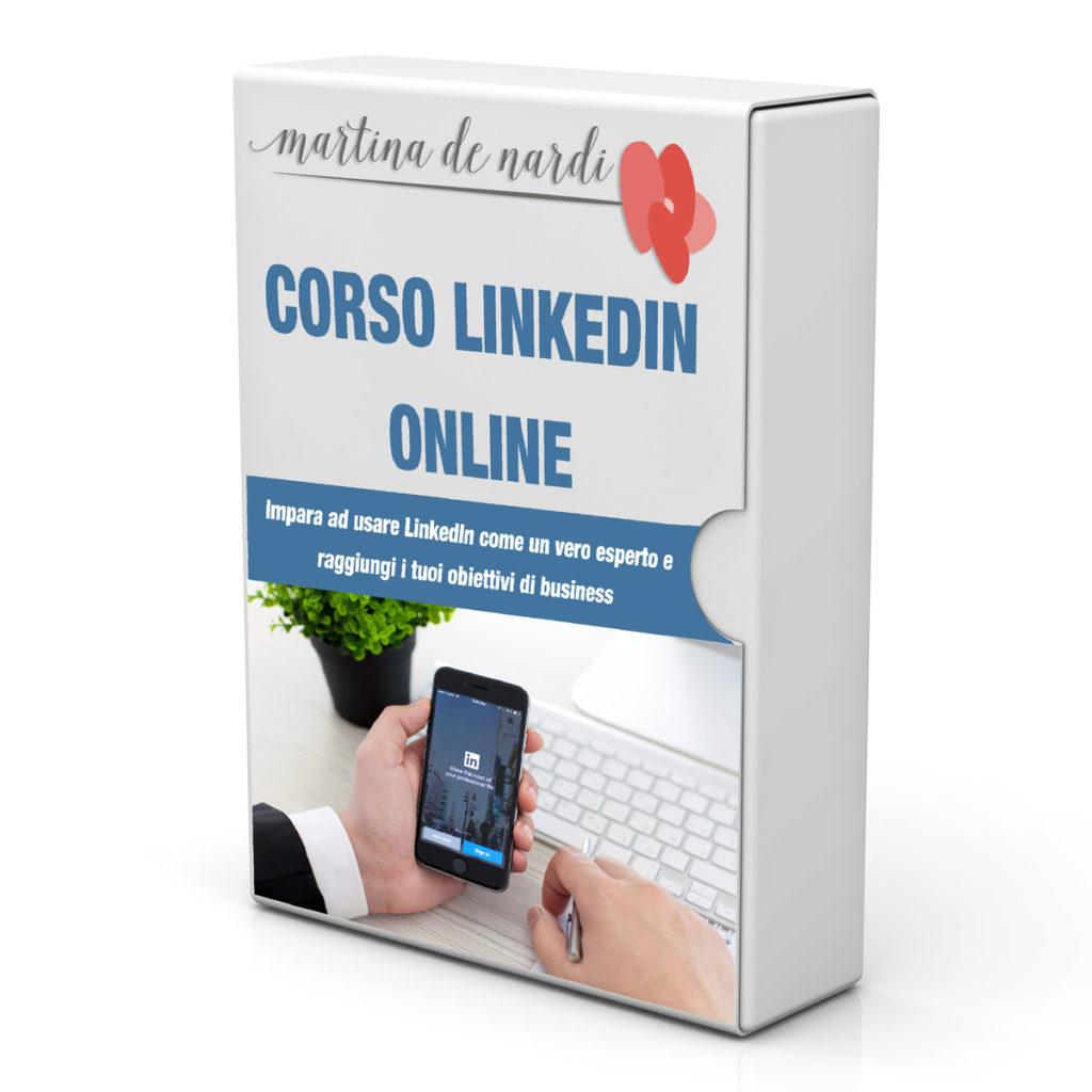 corso linkedin online-pacchetto