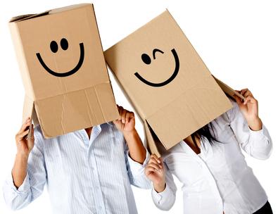 Cardbord characters