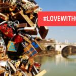lovewithoutlocks, pont des arts e lucchetti d'amore
