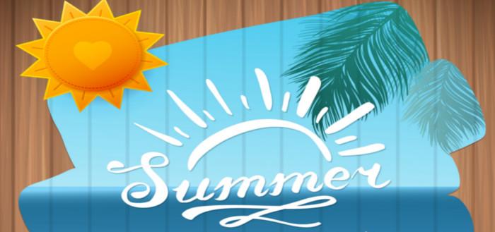 Buone vacanze estive da parte di una freelance alle prime armi