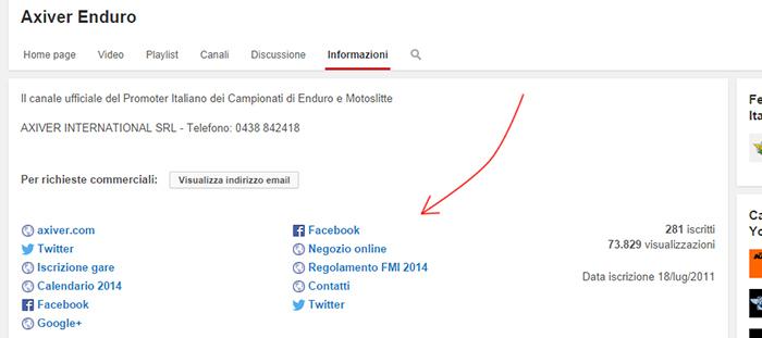 pagina info axiver enduro youtube