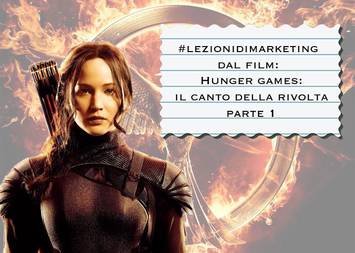 lezioni di marketing dagli Hunger Games