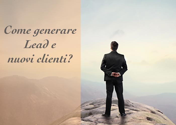 generare lead e nuovi clienti