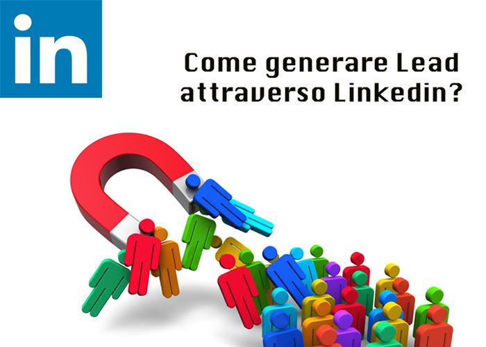generare lead usando linkedin
