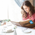 Le sezioni del menu di Linkedin