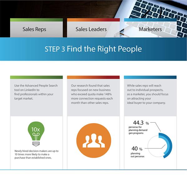 social selling step 3