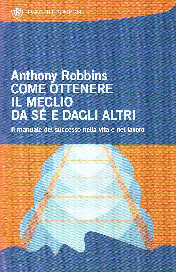 Libro di Anthony robbins