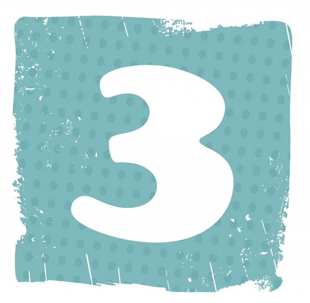 numero tre