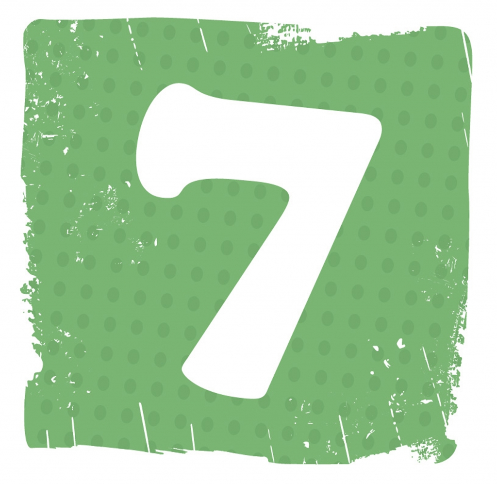 numero sette