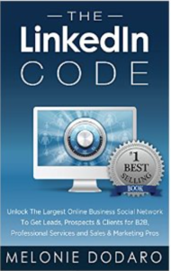 Copertina del libro The Linkedin code