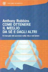 copertina di libro di anthony robbins