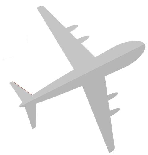 aereo icona
