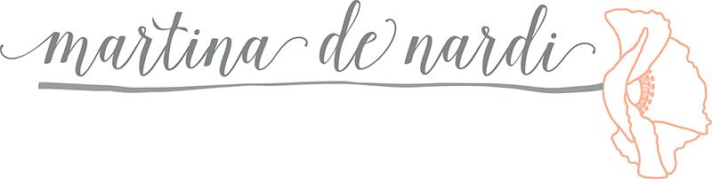 martina de nardi logo