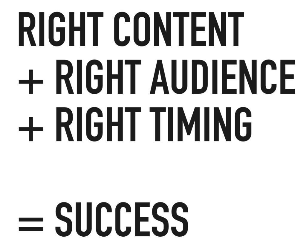 Il successo dell'inbound marketing