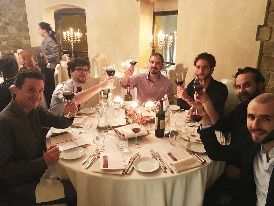 Hotel Brunelleschi: seo spirito dinner
