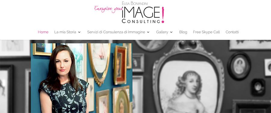 Elisa Bonandini sito web