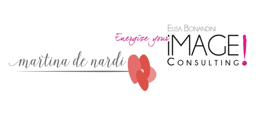 Loghi di Martina De Nardi e Elisa Bonandini