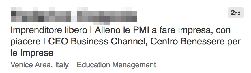 headline linkedin efficace