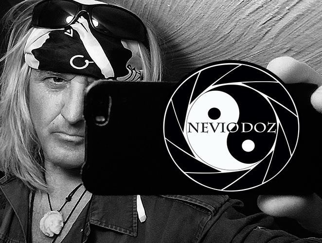 home page Nevio Doz