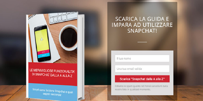 ebook snapchat cover