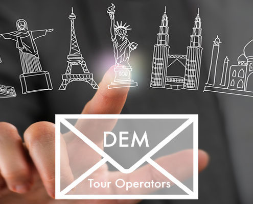 newsletter per tour operators
