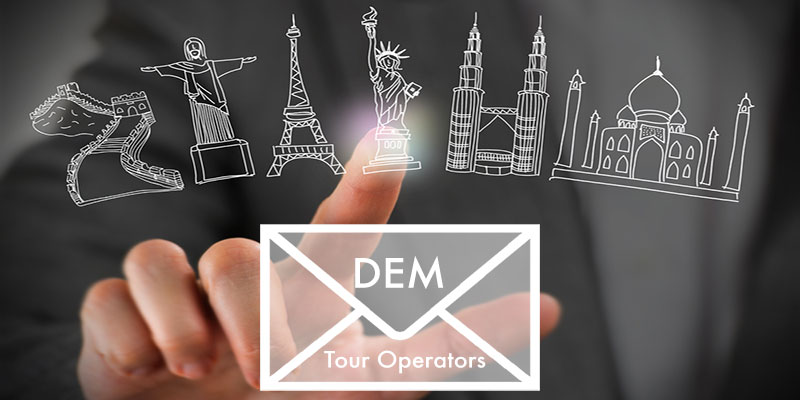 newsletter per tour operators