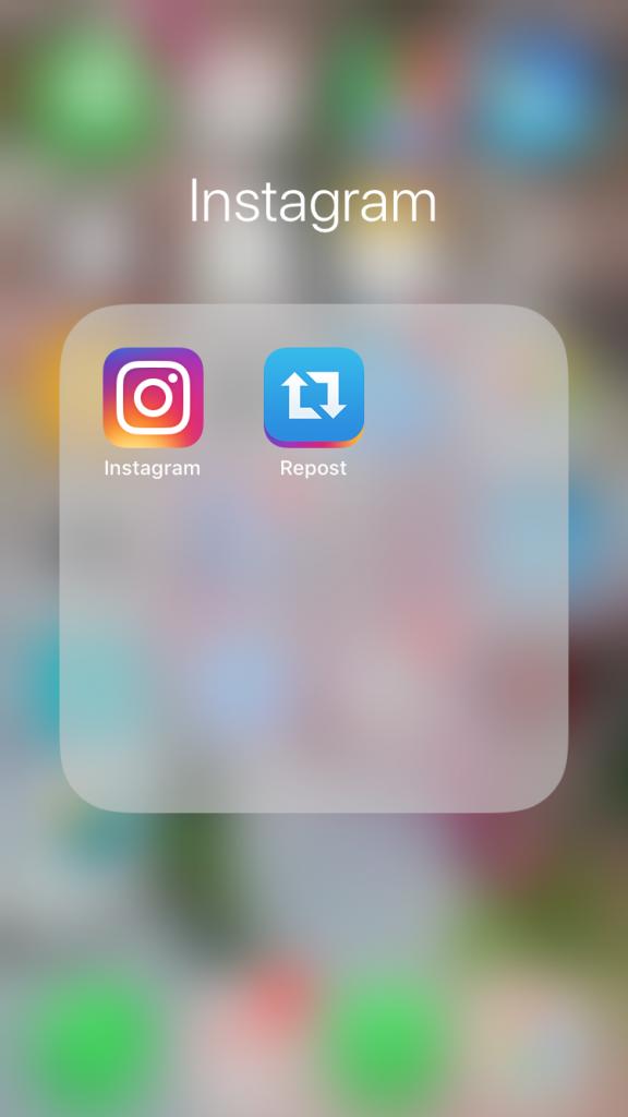 applicazione instagram su telefono