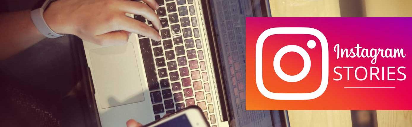 fare le instagram stories