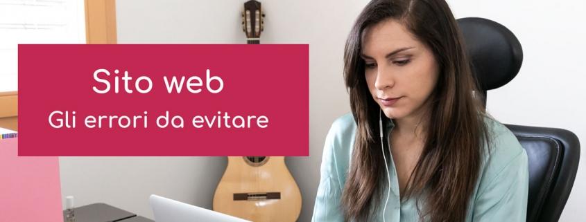 sito web aziendale: realizzazione